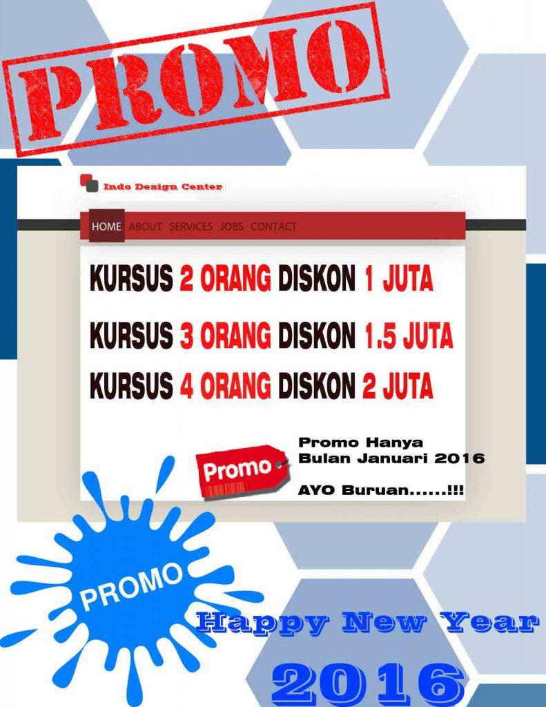 Brosur Promo IDC
