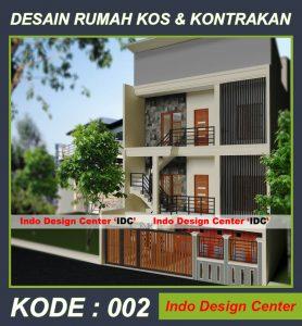kumpulan desain rumah kos & kontrakan - kursus / privat