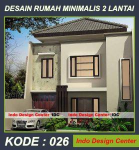 kumpulan desain rumah minimalis 2 lantai - kursus / privat