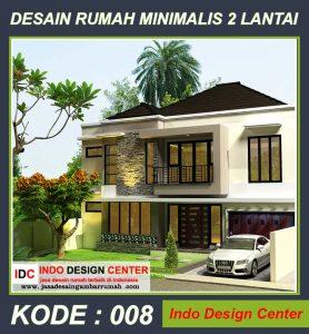 Desain Rumah Minimalis Sketchup 8 Contoh Z