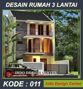 Jasa Desain Rumah Pak Amirudin