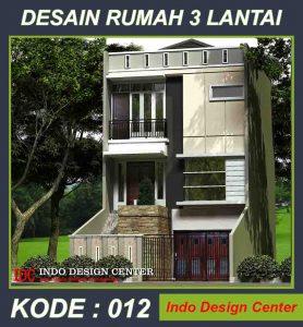Jasa Desain Arsitek Rumah Pak Farhan Hakim