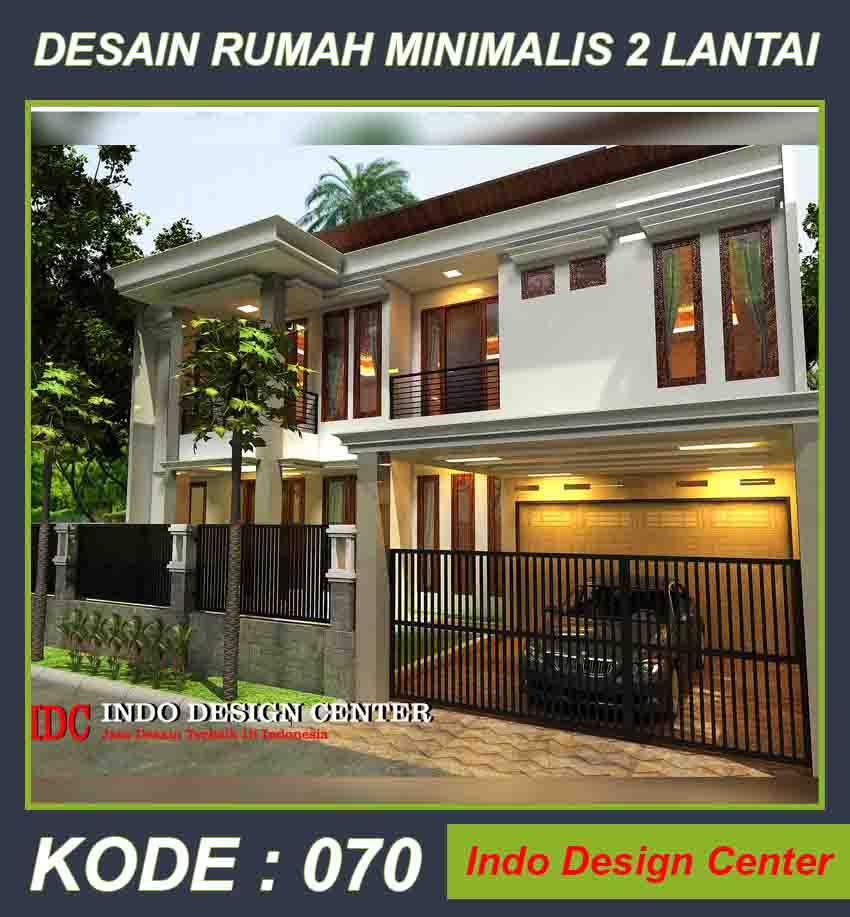 15 Contoh Rab Rumah Minimalis 1 Lantai
