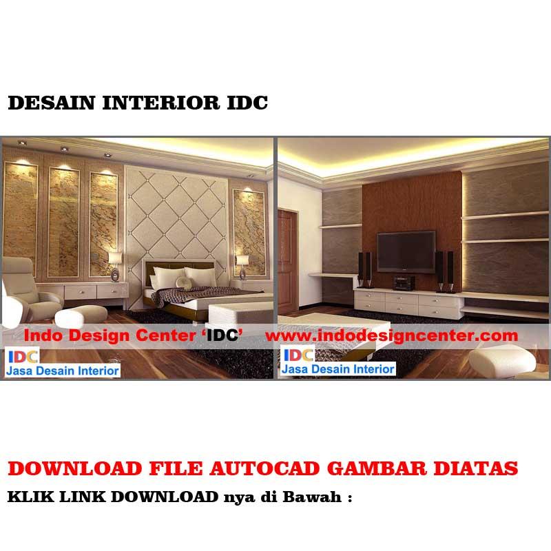 Desain Interior Autocad 15