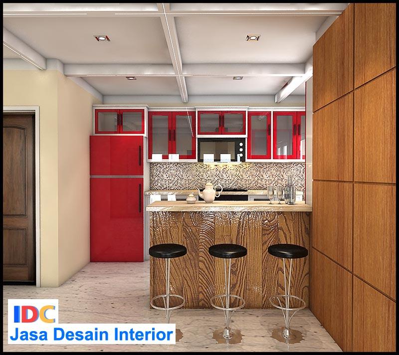 Jasa Pembuatan Kitchen Set Di Jakarta (1)