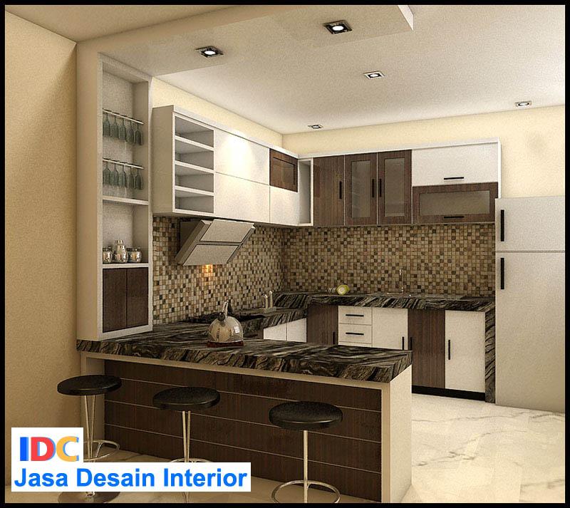Jasa Pembuatan Kitchen Set Di Jakarta Barat (1)