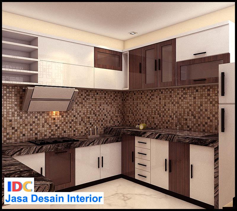Jasa Pembuatan Kitchen Set Di Jakarta Barat