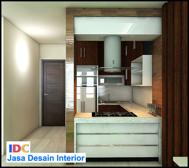 Jasa pembuatan kitchen set jakarta selatan kursus for Kursus desain interior jakarta selatan