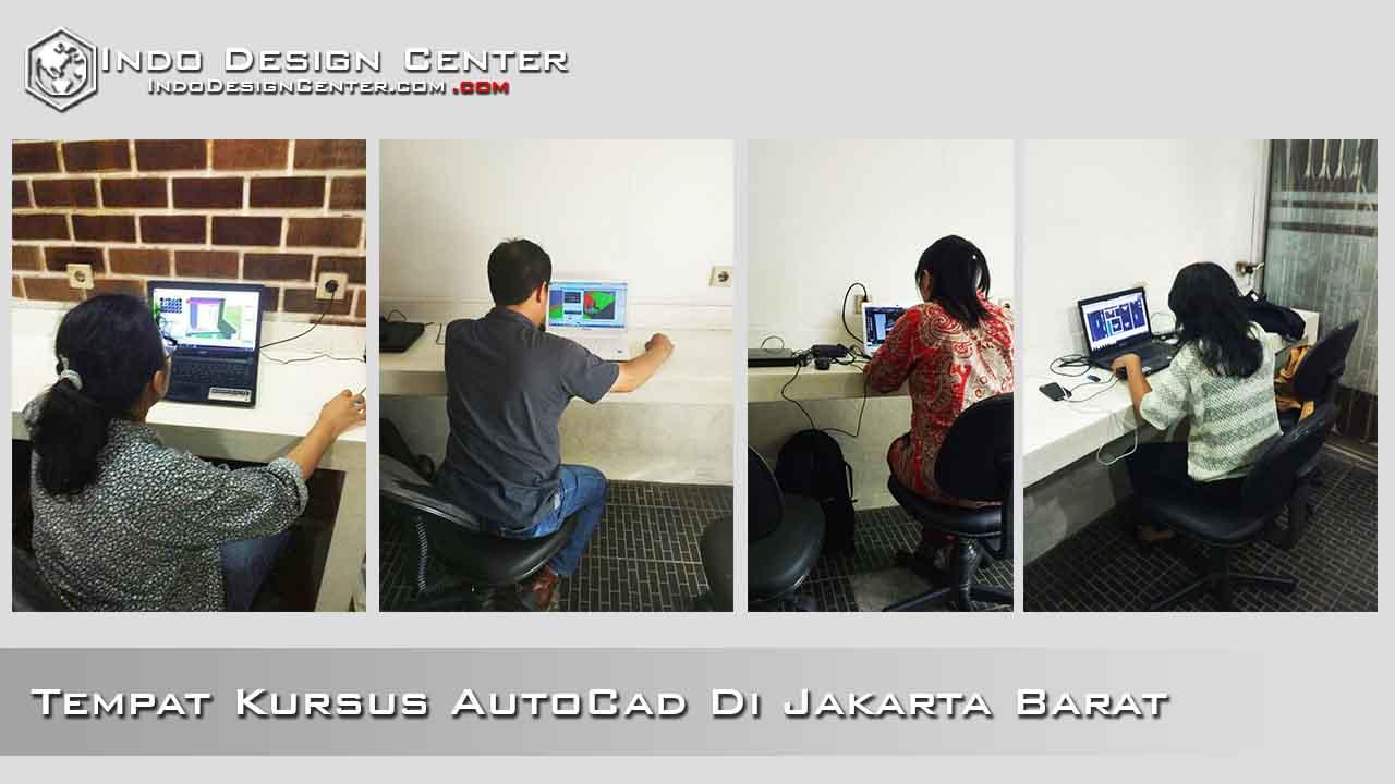 Tempat kursus autocad di jakarta barat indo design for Kursus interior design jakarta barat