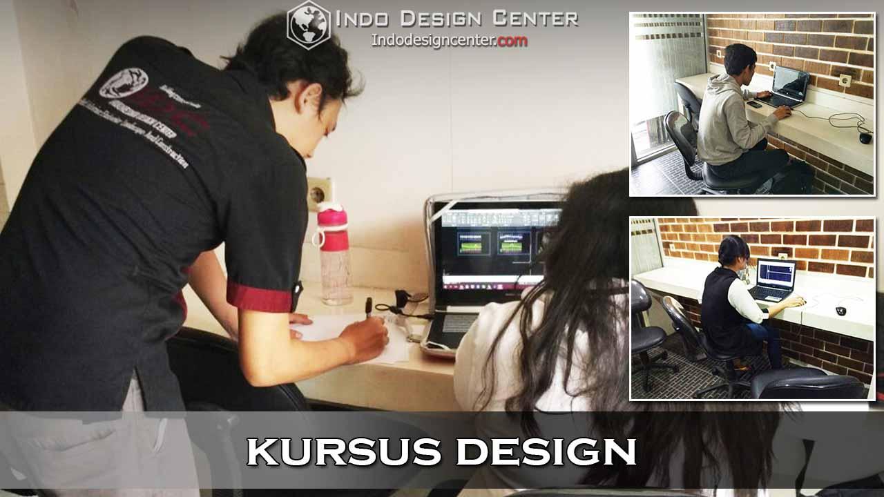 Kursus design kursus privat autocad 2d 3d 3d max for Kursus interior design jakarta barat