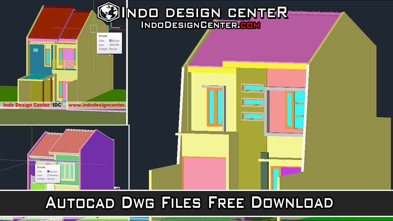 Autocad Dwg Files Free Download Kumpulan File AutoCAD Desain