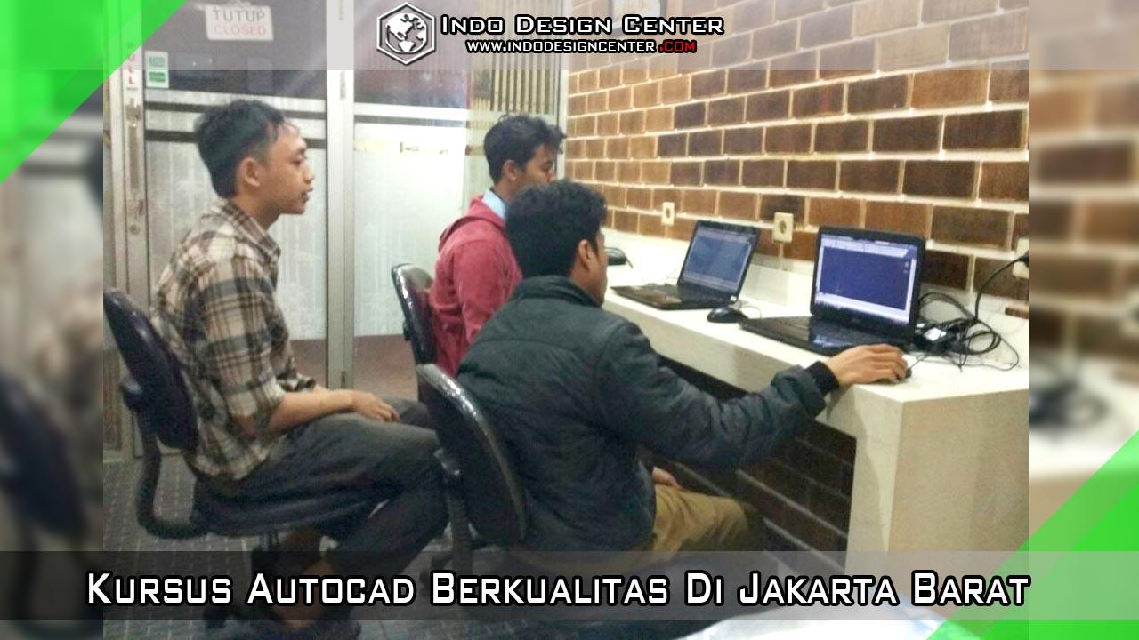 Kursus autocad berkualitas di jakarta barat indo design for Kursus interior design jakarta barat