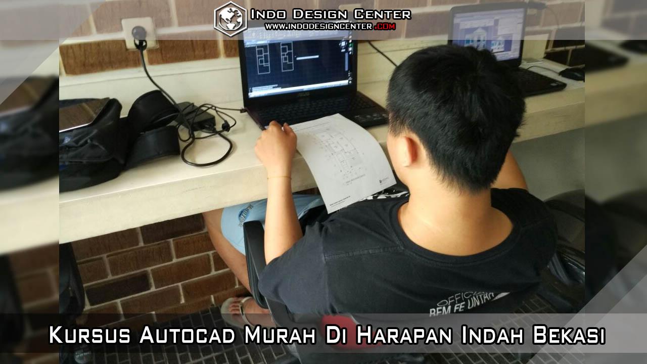 Kursus Autocad Murah Di Harapan Indah Bekasi   Kursus ...