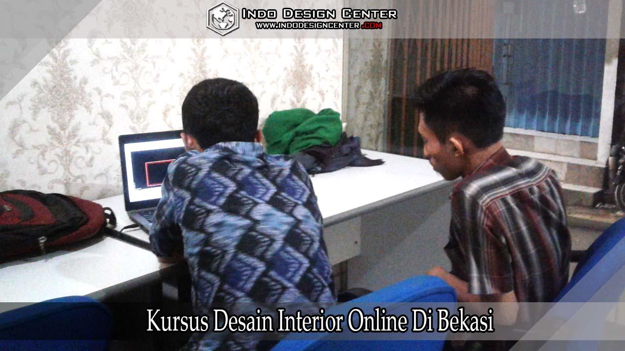 Kursus Desain Interior Online Di Bekasi Kursus Desain