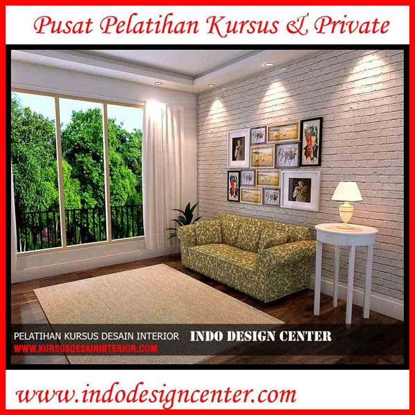 Kursus Desain Interior Di Jakarta Selatan Bersertifikat