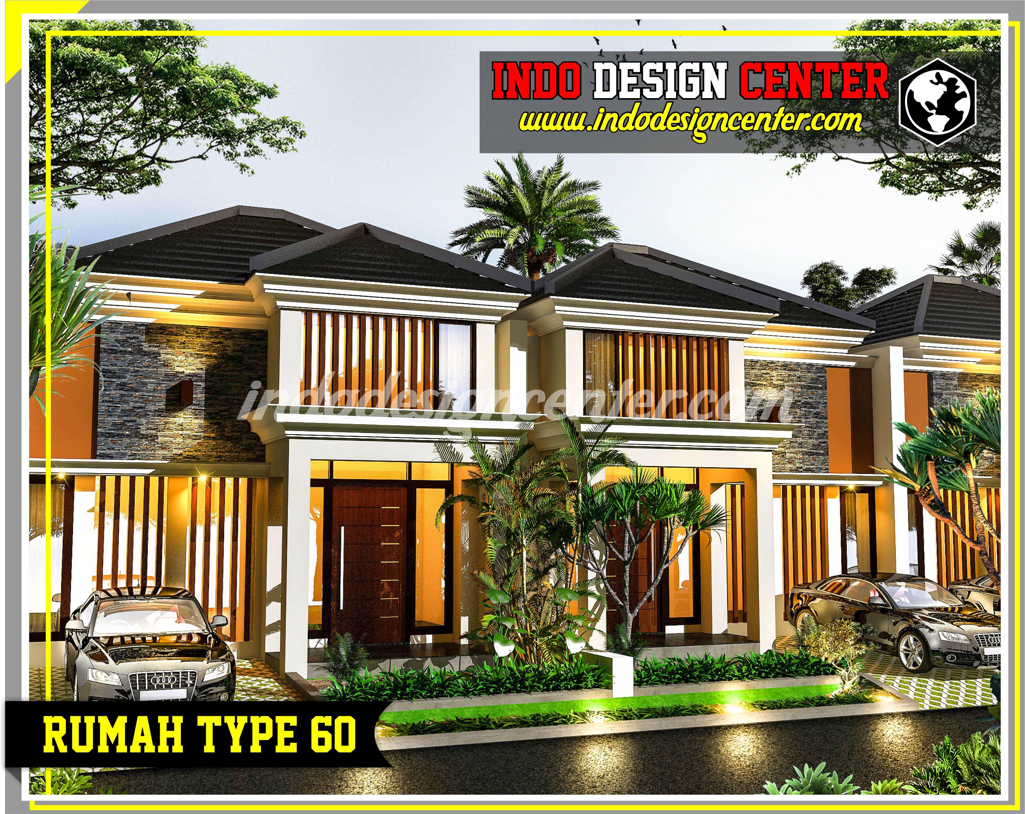 05 Desain Rumah Type 60 Kursus Privat AutoCad 2D 3D
