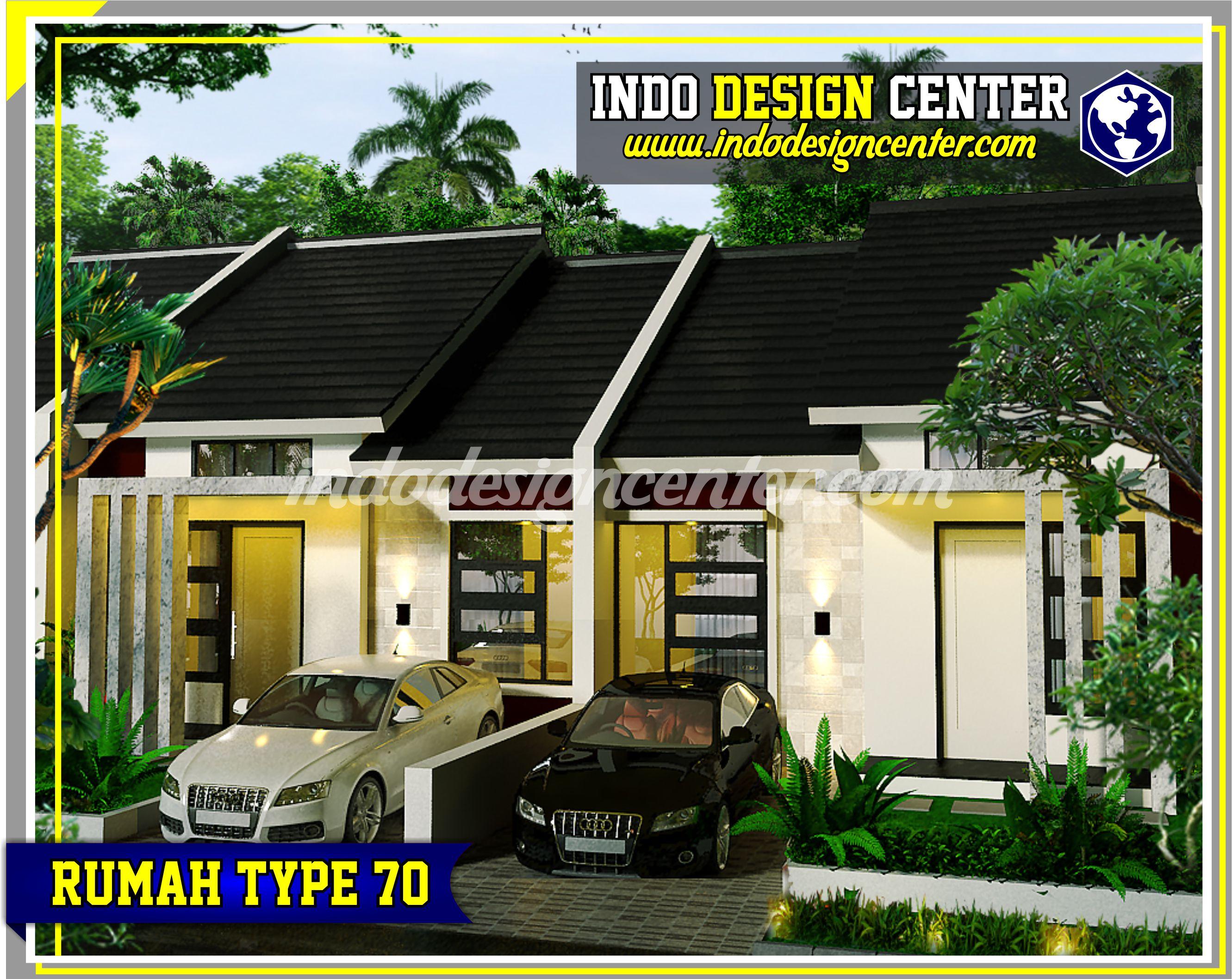 05 Desain Rumah Type 70 Kursus Privat AutoCad 2D 3D