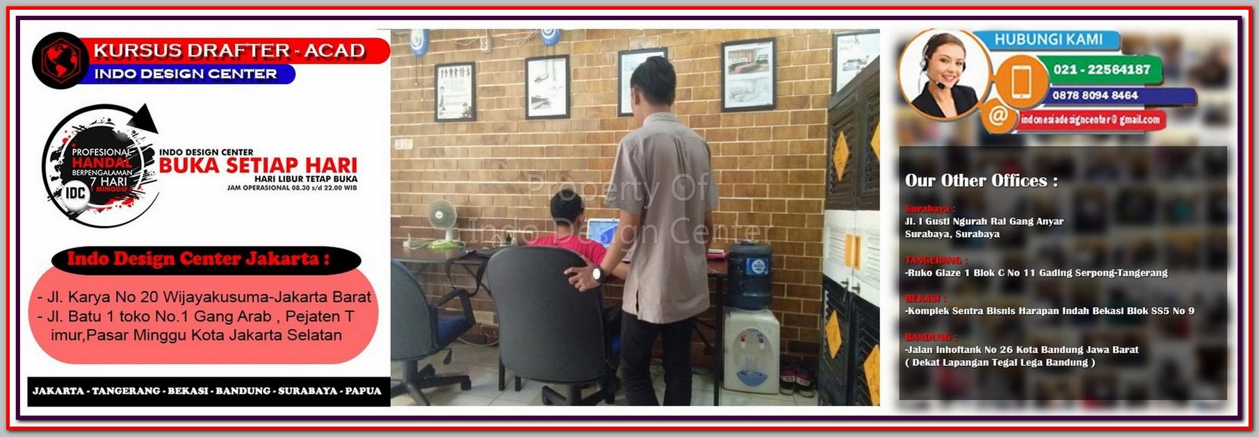 Kursus Perhitungan RAB Di Gondangdia - Jakarta - Tangerang - Bekasi - Bandung - Surabaya