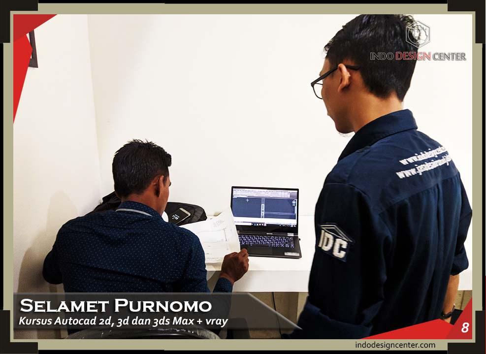 indodesigncenter - Selamet Purnomo - Autocad 2D & 3D - 8 - Sandi - 6 Februari 2019 (1)
