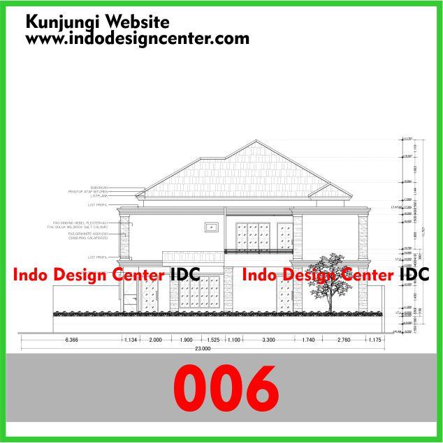 Gambar Kerja Rumah Kosan Autocad Dwg Minimalis 2 Lantai Yogyakarta (6)