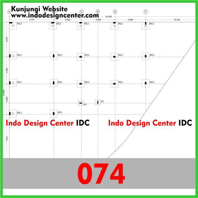 Gambar Kerja Rumah Kosan Autocad Dwg Minimalis 2 Lantai Yogyakarta (74)
