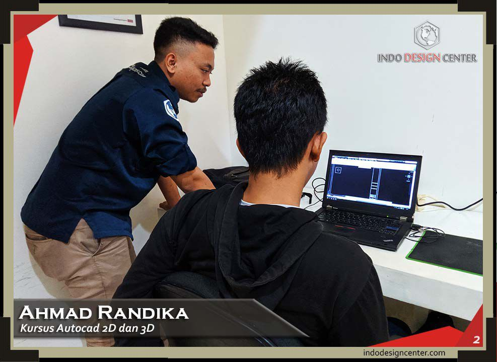 indodesigncenter - Ahmad Randika Ali - Autocad 2D & 3D - 2 - Sukron - 12 Desember 2019 (1)
