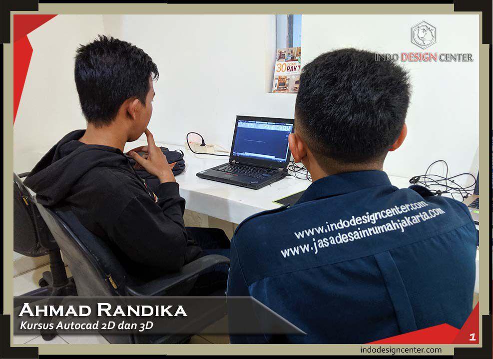 indodesigncenter - Ahmad Randika - Autocad 2D & 3D - 1 - Sukron - 11 Desember 2019 (1)