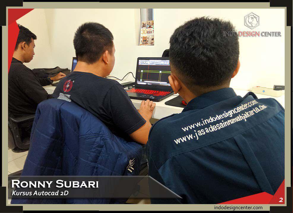 indodesigncenter - Ronny Subari - Autocad 2D - 2 - Sukron - 12 Desember 2019 (1)