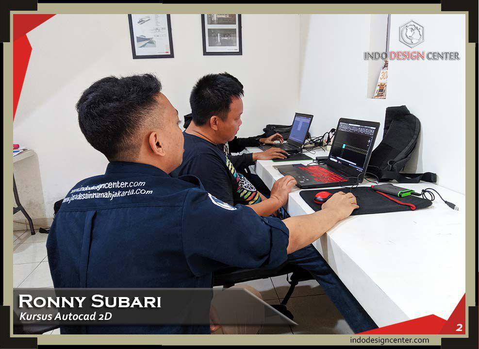 indodesigncenter - Ronny Subari - Autocad 2D - 2 - Sukron - 12 Desember 2019 (2)