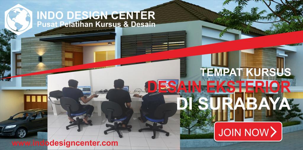 Tempat Kursus Sketchup di Surabaya