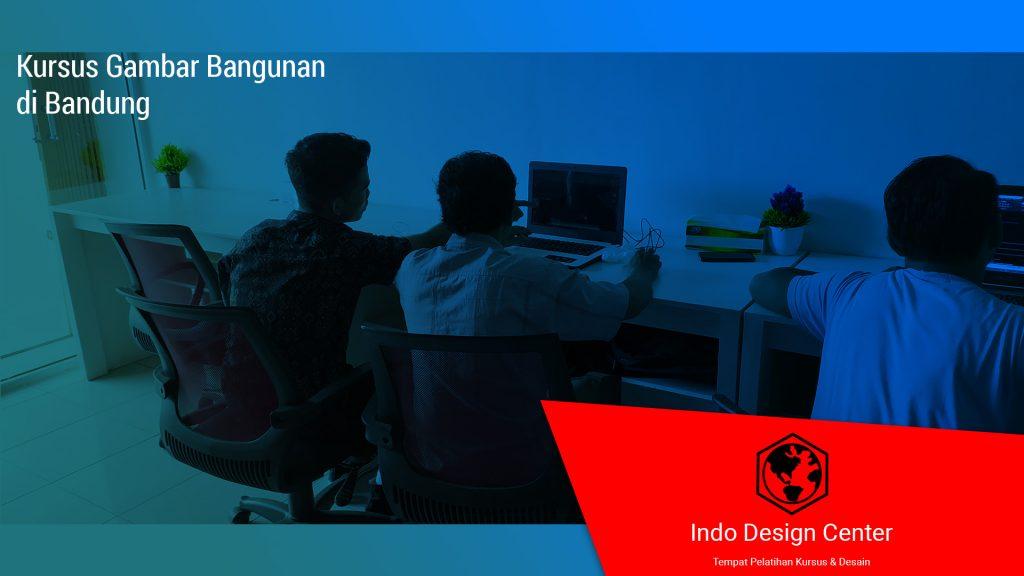 Kursus Gambar Bangunan di Bandung