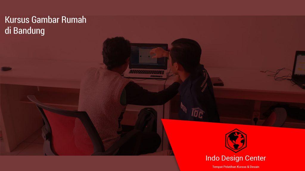 Kursus Gambar Rumah di Bandung