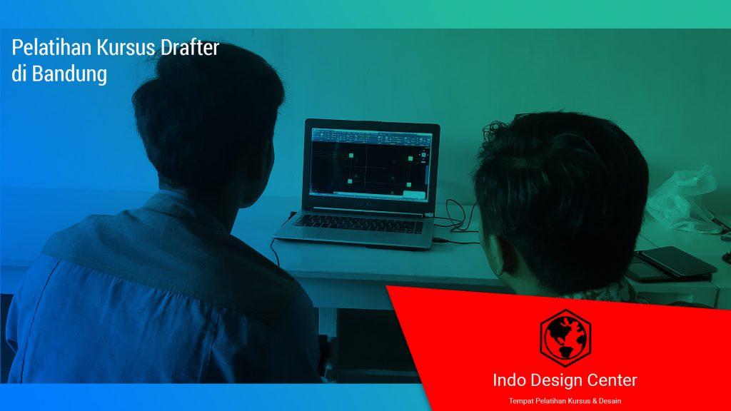 Pelatihan Kursus Drafter di Bandung
